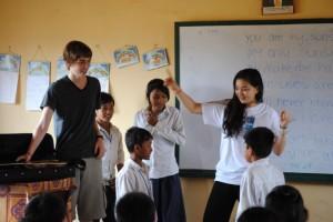 teaching classroom 2011