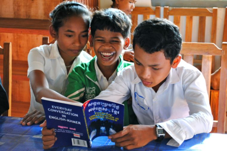 Give the gift of global education for the Holidays!