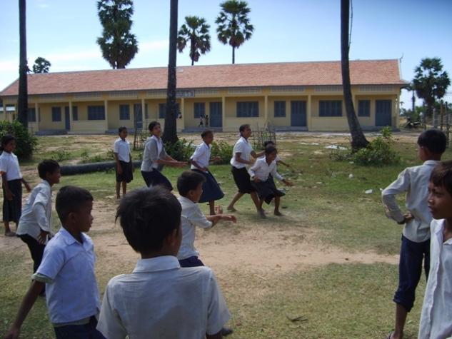 School Exterior 2008