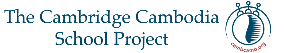 The Cambridge Cambodia School Project